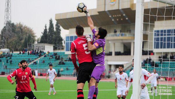 Футболисты, архивное фото - Sputnik Таджикистан