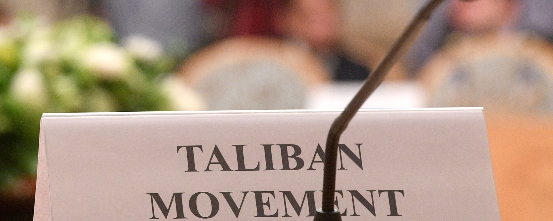 Второе заседание московского формата  консультаций по Афганистану - Sputnik Таджикистан, 1920, 26.05.2021