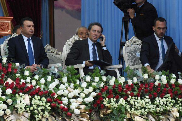 Запуск Рогунской ГЭС - Sputnik Таджикистан