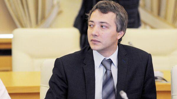 Эксперт РИСИ Иван Баженов - Sputnik Таджикистан