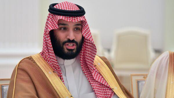 Принц Саудовской Аравии М. ибн Салман Аль Сауд - Sputnik Тоҷикистон