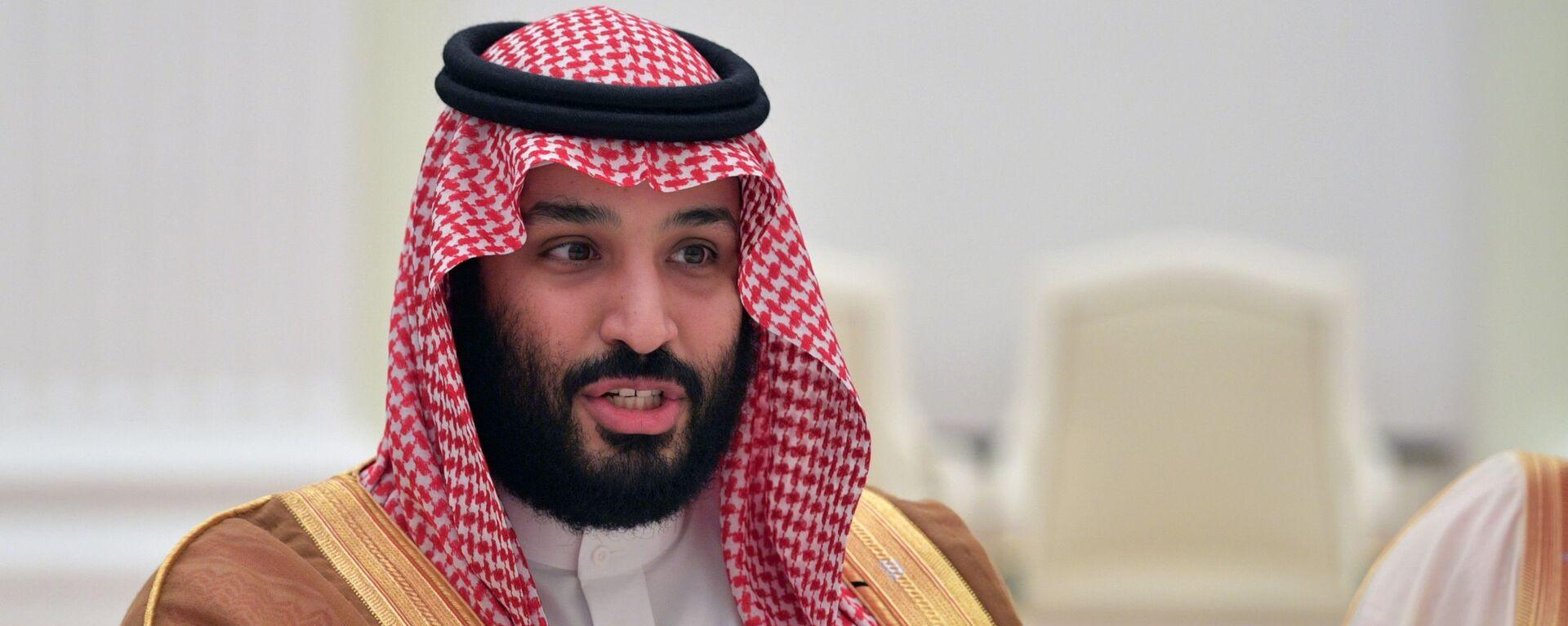 Принц Саудовской Аравии М. ибн Салман Аль Сауд - Sputnik Тоҷикистон, 1920, 30.04.2021