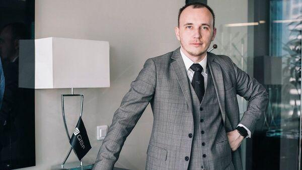 Вице-президент компании QBF Владимир Масленников - Sputnik Таджикистан
