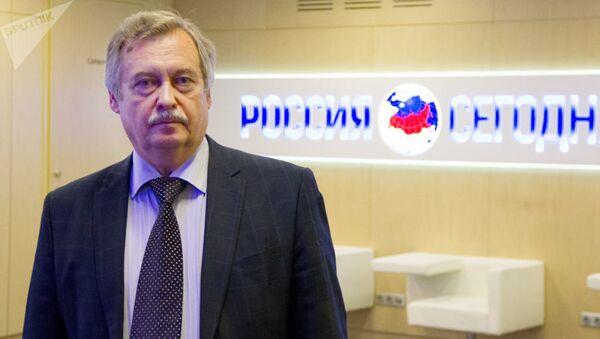 Игорь Загарин - Sputnik Таджикистан