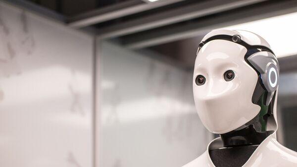 Робот, архивное фото - Sputnik Тоҷикистон