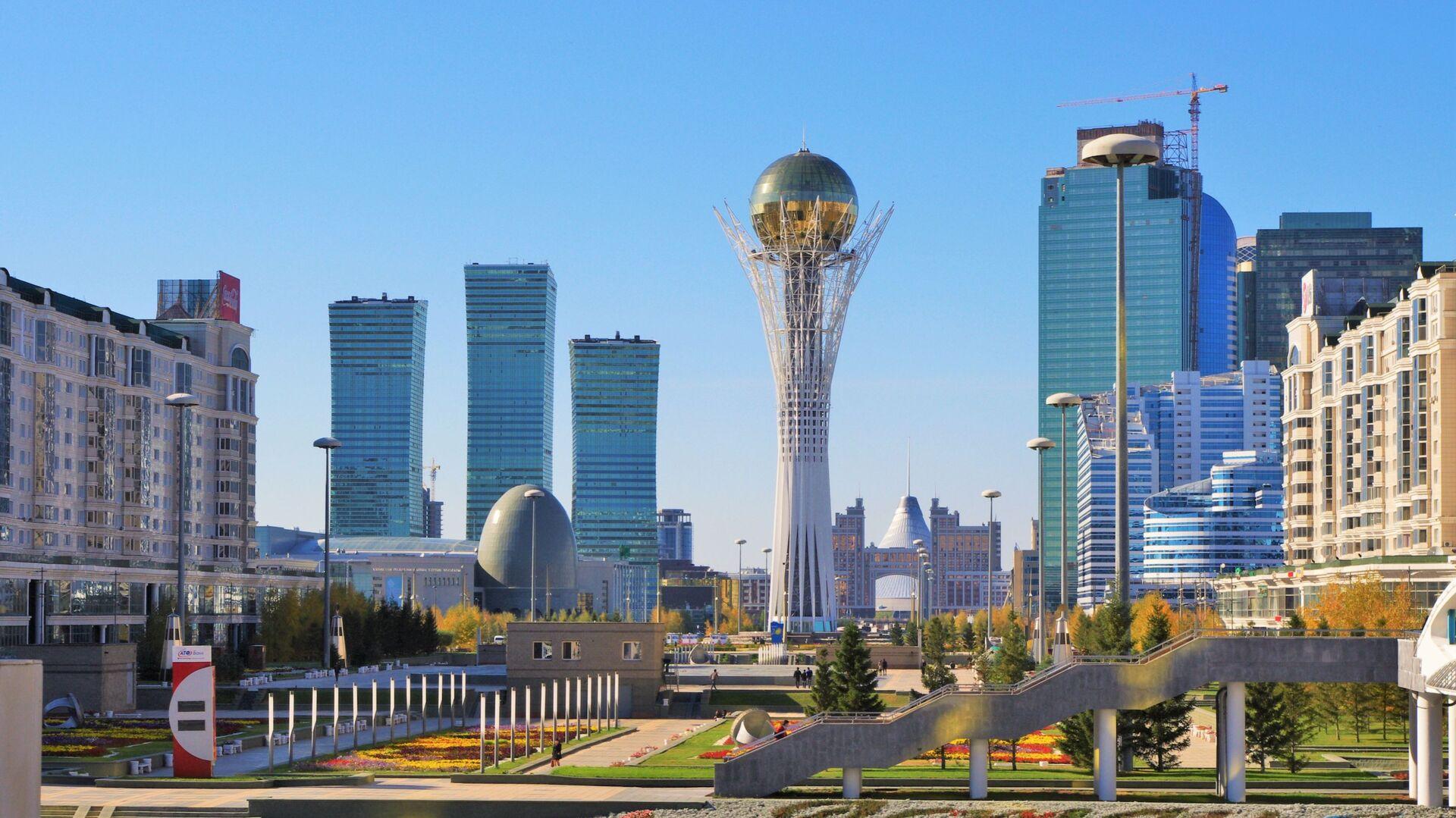 Город Астана, архивное фото - Sputnik Тоҷикистон, 1920, 20.08.2021