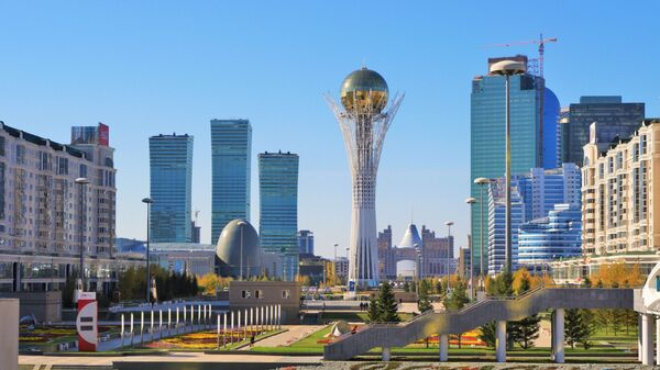 Город Астана, архивное фото - Sputnik Таджикистан