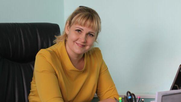 Окольнишникова Ирина, вице-президент Фонда социально-экономического развития Евразийское содружество  - Sputnik Таджикистан