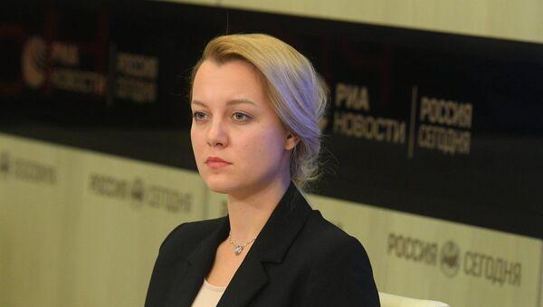Чижова Дарья, директор Информационно-аналитического центра МГУ по изучению общественно-политических процессов на постсоветском пространстве - Sputnik Таджикистан