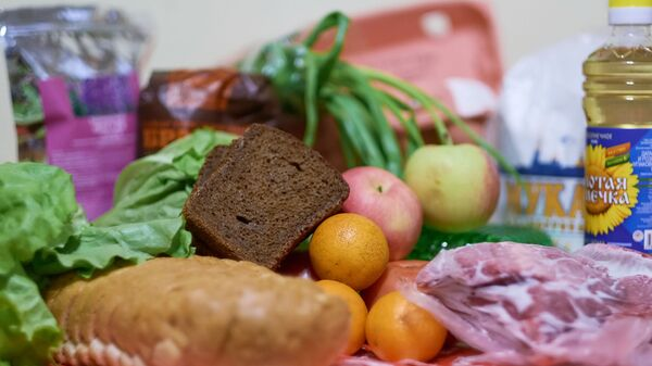 Продукты питания, архивное фото - Sputnik Таджикистан