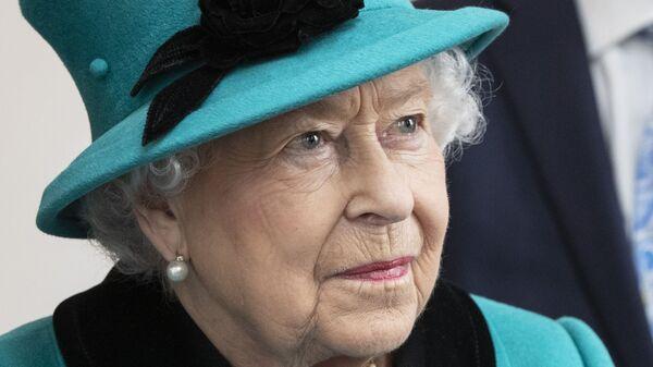 Королева Великобритании Елизавета II - Sputnik Таджикистан