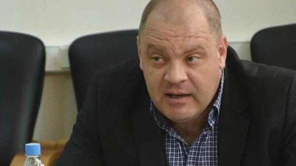 Политолог и руководитель общественного фонда Мир Евразии Эдуард Полетаев - Sputnik Тоҷикистон