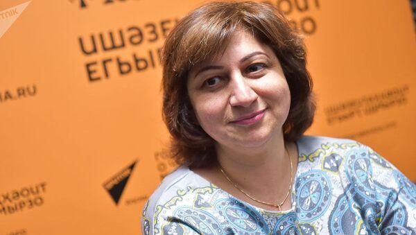 Психолог Анжела Ладария - Sputnik Таджикистан
