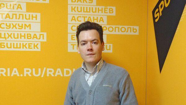 Дмитрий Романенко, юрист-международник - Sputnik Таджикистан