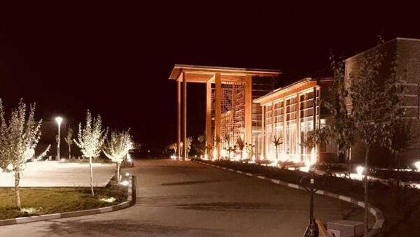 В Хороге Таджикистана построен Исмаилитский центр за $15 млн - Sputnik Таджикистан