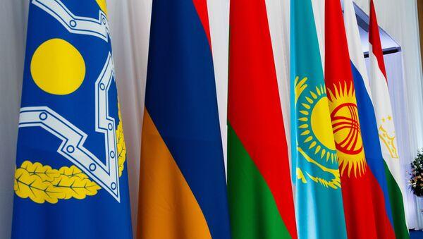 Совместное заседание СМИД, СМО и СБ ОДКБ в Астане - Sputnik Таджикистан