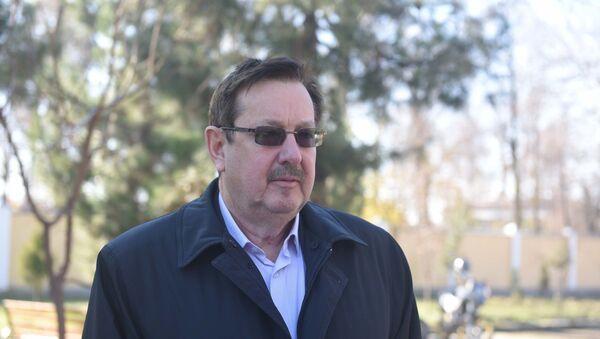 Посол России в Таджикистане Игорь Лякин-Фролов, архивное фото - Sputnik Тоҷикистон