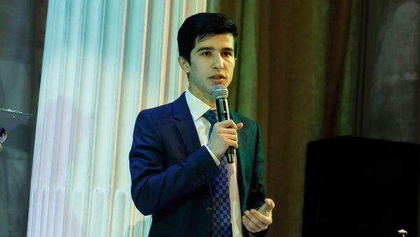 Председатель РОО МОСТ Аминджон Абдурахимов - Sputnik Таджикистан