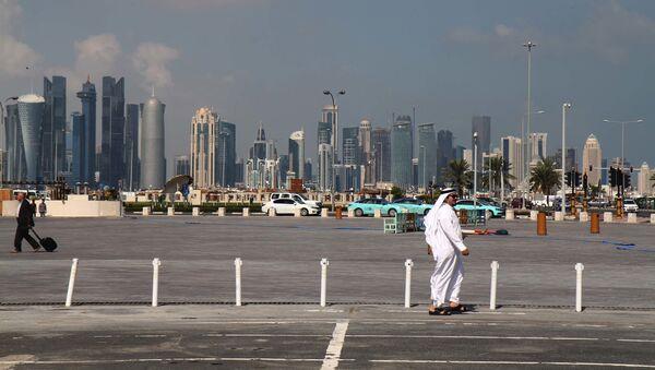 Столица государства Катар - Доха, архивное фото - Sputnik Тоҷикистон