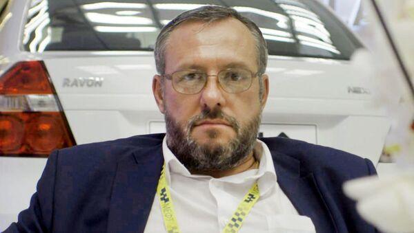 Андрей Попков - Sputnik Таджикистан