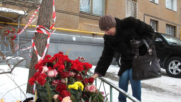 Ситуация в Магнитогорске в связи с обрушением подъезда жилого дома - Sputnik Таджикистан