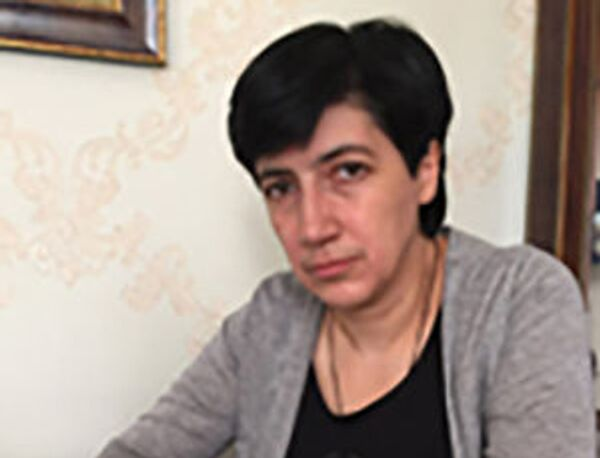 Мариам Сараджишвили - Sputnik Таджикистан