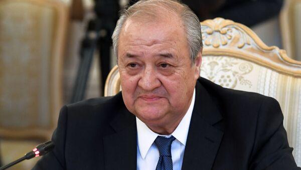 Министр иностранных дел Узбекистана Абдулазиз Камилов, архивное фото - Sputnik Тоҷикистон