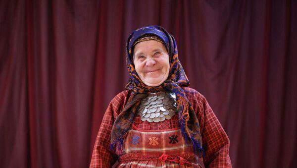 Фольклорный коллектив Бурановские бабушки, архивное фото - Sputnik Таджикистан