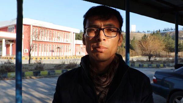 Жители Кабула рассказали Sputnik про безработную молодежь - Sputnik Тоҷикистон