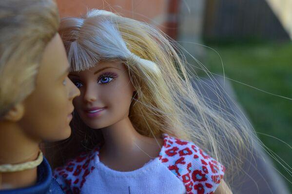 Барби с Кеном - Sputnik Таджикистан