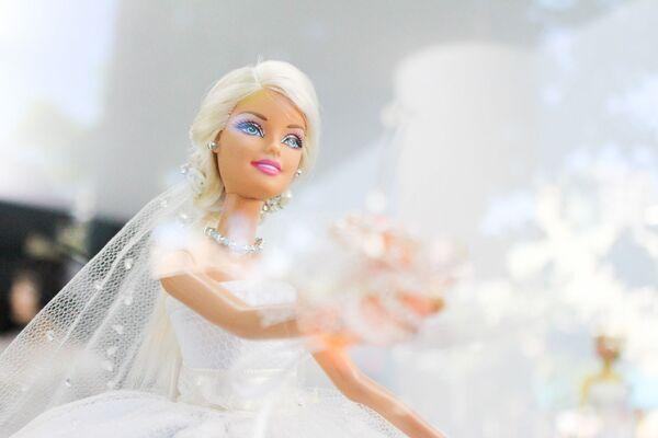 Барби в подвенечном платье - Sputnik Таджикистан