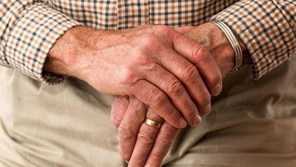 Руки, архивное фото - Sputnik Таджикистан
