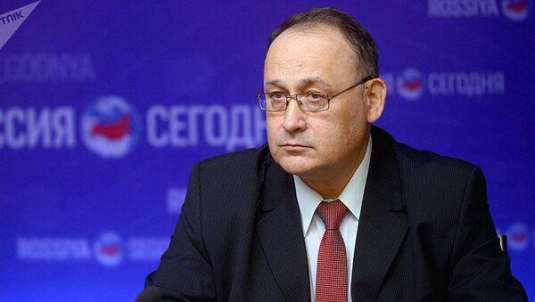 Александр Гусев - Sputnik Таджикистан
