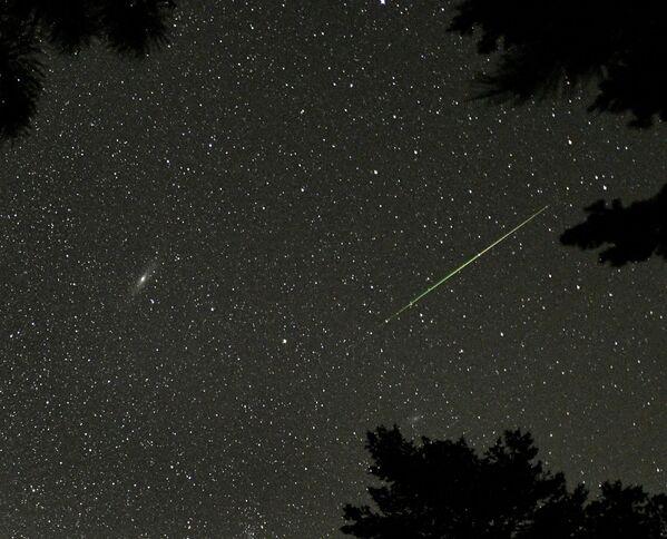 Метеоритный дождь, архивное фото - Sputnik Таджикистан