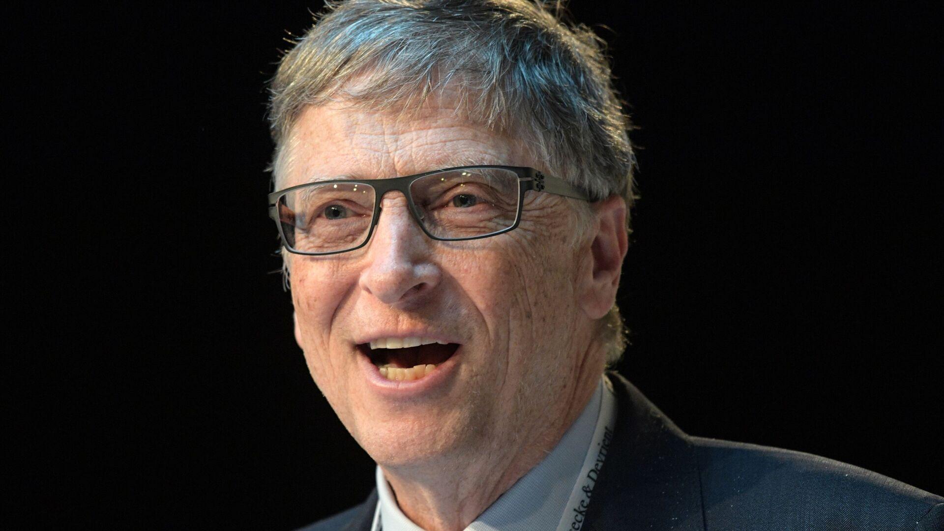 Билл Гейтс, архивное фото - Sputnik Тоҷикистон, 1920, 07.10.2021