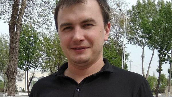 Исполнительный директор туристической компании Central Asia Travel Николай Сербин  - Sputnik Таджикистан