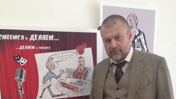 Председатель Национального антикоррупционного комитета Кирилл Кабанов  - Sputnik Таджикистан
