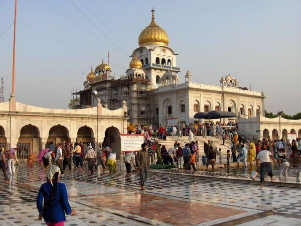 Нью-Дели, Индия - Sputnik Таджикистан