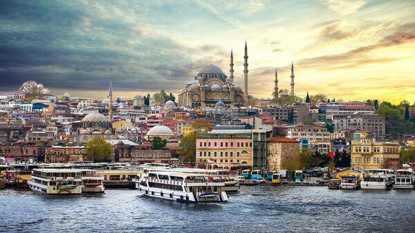 Город Стамбул - Sputnik Таджикистан