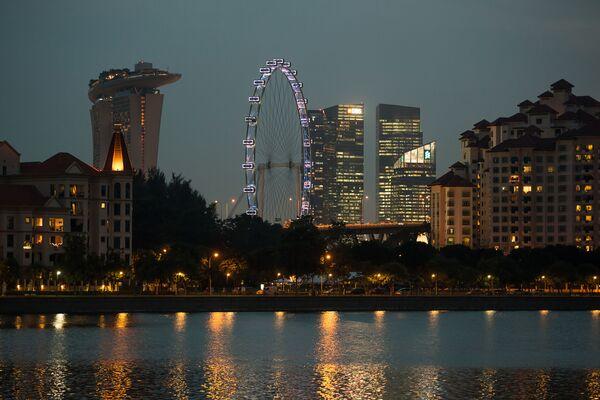 Города мира. Сингапур - Sputnik Таджикистан