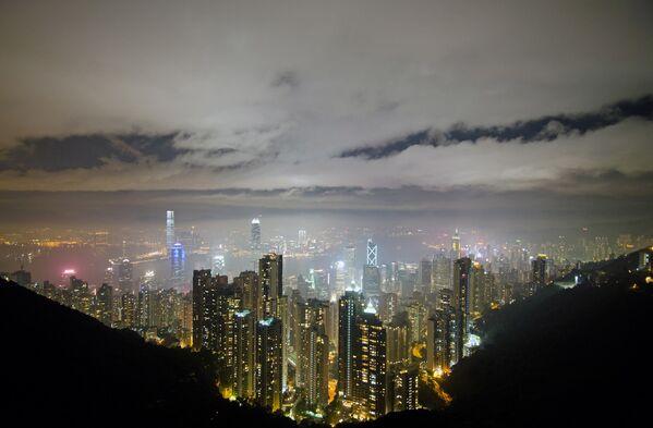 Город Гонконг - Sputnik Таджикистан