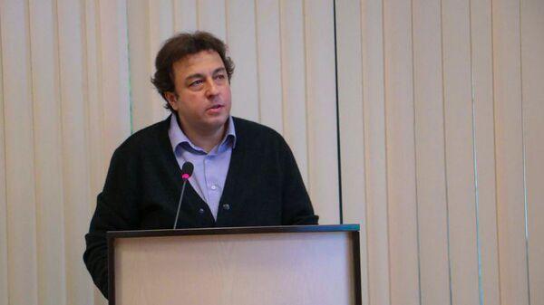 Дмитрий Полетаев - Sputnik Таджикистан