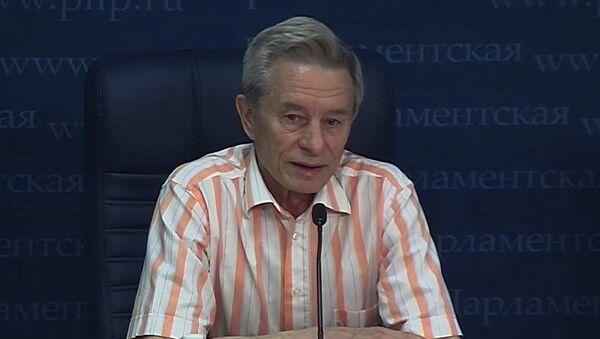 Владимир Тетельмин, архивное фото - Sputnik Таджикистан