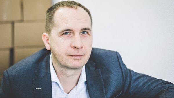 Генеральный директор АНО «Русская гуманитарная Миссия» Алексей Полковников - Sputnik Таджикистан