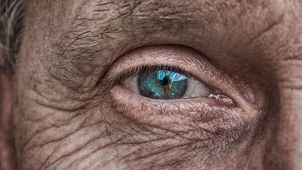 Лицо старика, архивное фото - Sputnik Таджикистан