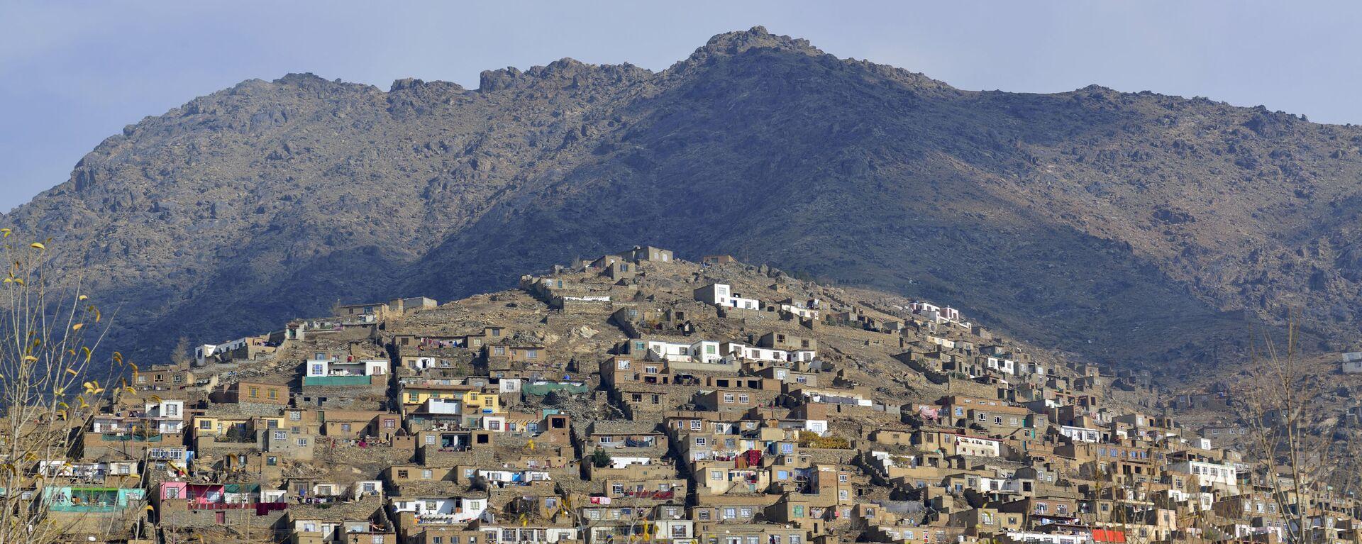 Кабул, архивное фото - Sputnik Таджикистан, 1920, 06.07.2021
