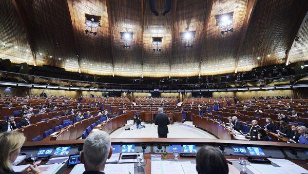 Зимняя сессия Парламентской ассамблеи Совета Европы - Sputnik Таджикистан