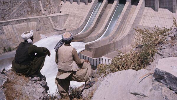 Плотина и ГЭС Наглу, построенные при техническом содействии СССР  - Sputnik Таджикистан