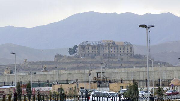 Дворец Тадж-Бек (Дворец Амина) на окраине Кабула - Sputnik Таджикистан