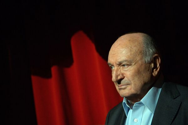Писатель Михаил Жванецкий, архивное фото - Sputnik Таджикистан